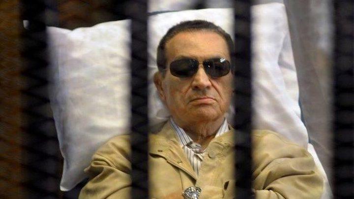 إخلاء سبيل مبارك و تبرئته من القتل