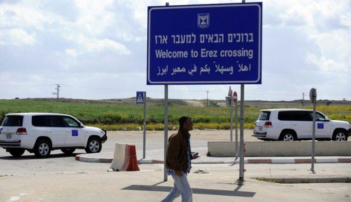 """الاحتلال يمنع مشاركة غزة في مؤتمر """"فلسطين إلى أين"""""""