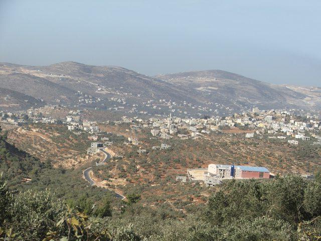 فعالية بمناسبة اليوم الوطني للبيئة الفلسطينية في بيتا غدا
