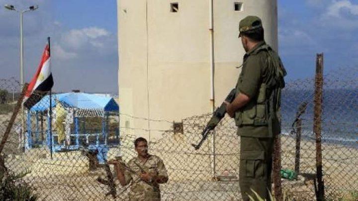 هل أمر السيسي بإقامة منطقة حرة مع غزة؟