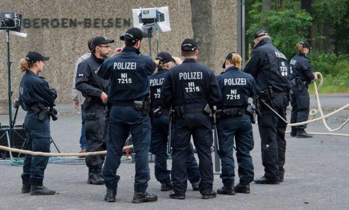 الشرطة الألمانية تغلق مسجدا