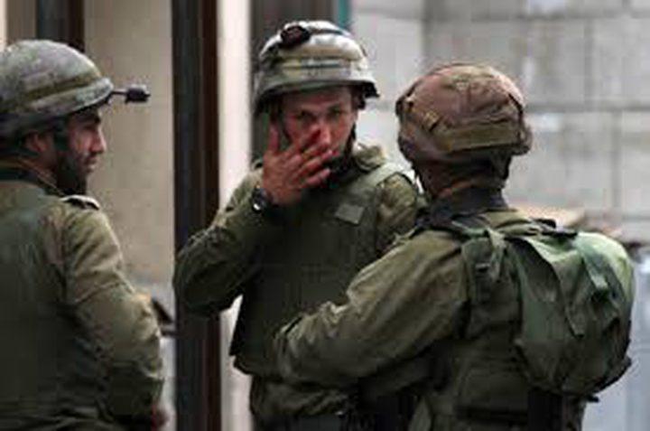 الاحتلال يستولي على كرفان شرق نابلس