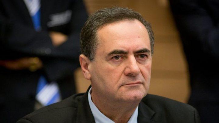 وزير إسرائيلي يدعو للبناء الاستيطاني الحر