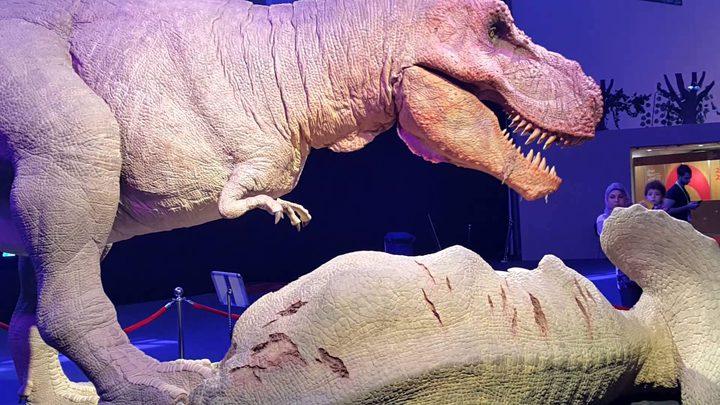 """صيدم: """"نعيد إحياء عهد الديناصورات بعد إنقراضها"""""""