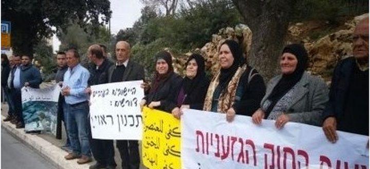 مواجهات في القدس ضد سياسة الهدم