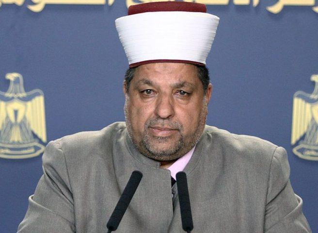 الوزير إدعيس يدعوا خطباء العالم للحديث عن القدس