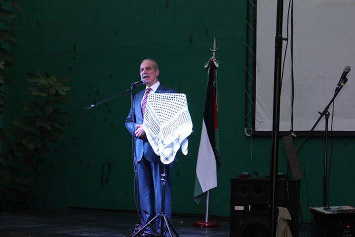 السفارة الفلسطينية تفتتح الأسبوع الثقافي بالأرجنتين
