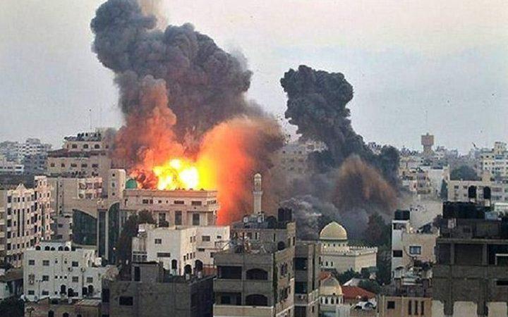 مقتل ثمانية في غارة روسية على مدينة إدلب