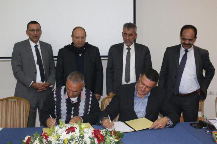 توقيع ثلاث اتفاقيات لدعم الإسكان والبنية التحتية في القدس