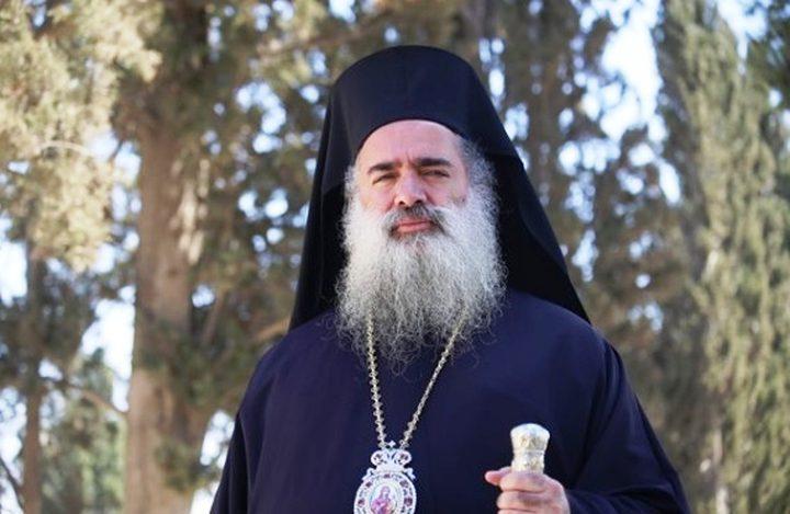 رجال دين في زيارة تضامنية لأحياء القدس