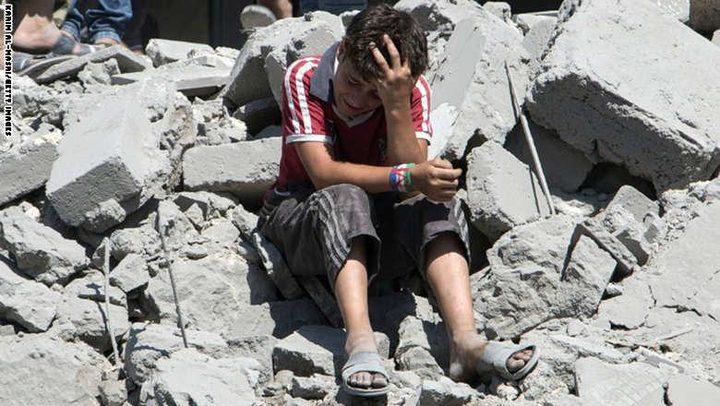 اليونيسيف: الأطفال أكبر ضحايا الحرب السورية