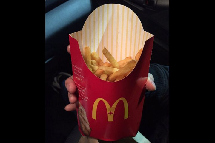 عشاق بطاطا مكدونالز غاضبون لتقليل كميتها