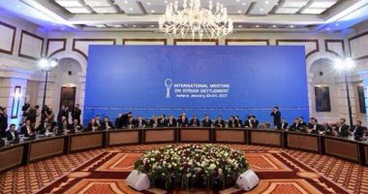 المعارضة السورية: مشاركتنا في أستانة 3 لا أساس لها من الصحة