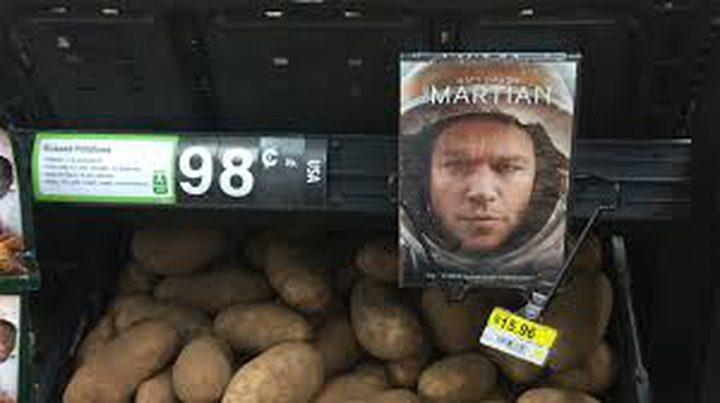 هل زراعة البطاطا على المريخ ممكنة؟