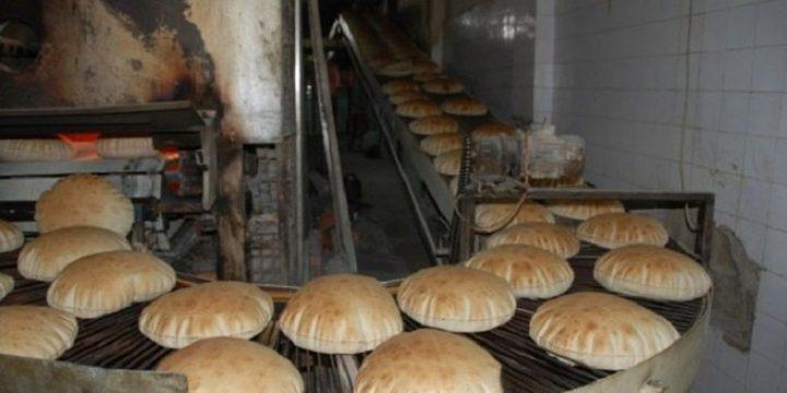 ضبط مواد فاسدة بمخبز بغزة