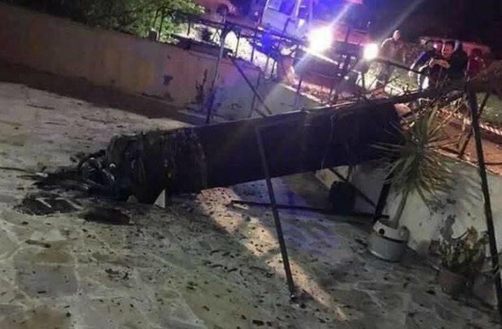 الجيش الأردني: إسرائيل اعترضت صواريخ سورية