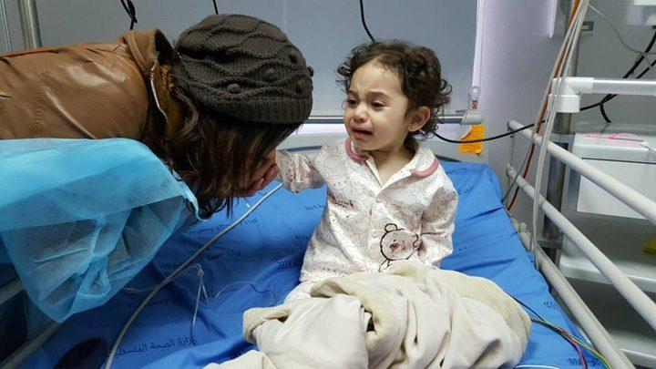 جواد عواد: الرئيس اوعز بتقديم ما يلزم لعلاج الطفلة سوار