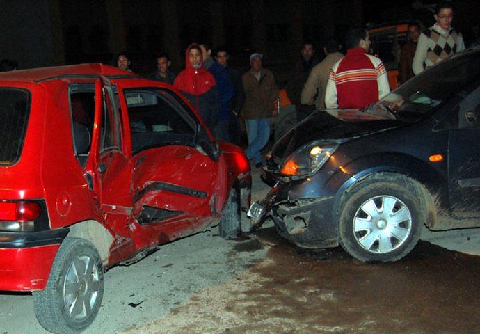 خمس إصابات بينهم حرجة بحادث في طوباس
