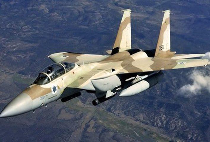 """إسرائيل قصفت سوريا... """"فسقط نيزك من السماء"""""""