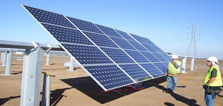 الاحتلال يعرقل قيام مشروع للطاقة النظيفة قرب أريحا