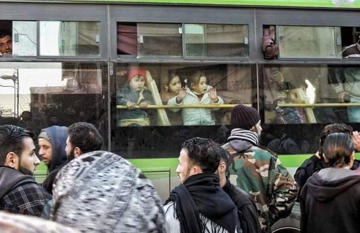 سوريا..فصل جديد من فصول التهجير