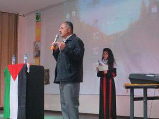 مديرية التربية تحتفل بيوم الشعر في جنين