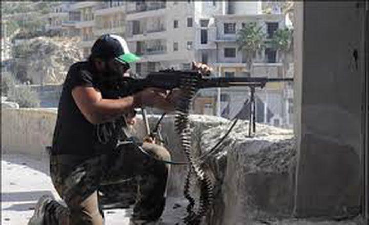 المعارضة المسلحة تتقدم والجيش السوري وروسيا يصعدان