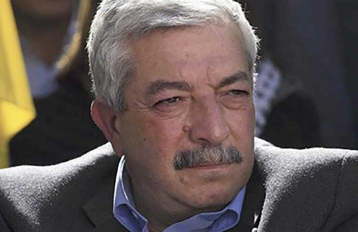 العالول: الرئيس مرر رسالة مطولة لحماس ونتجهز للقاء ترمب