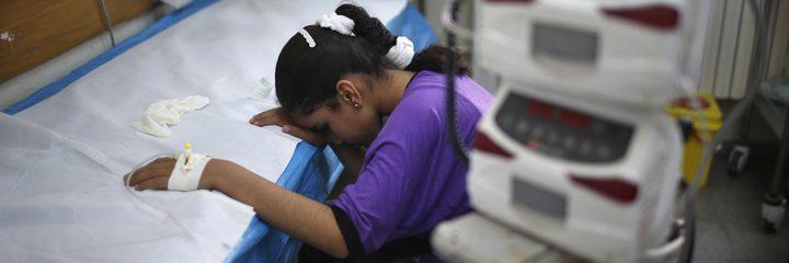 مرضى غزة .. ألم لا يلتئم