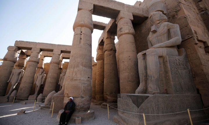 الأقصر تتسلم شعلة الثقافة العربية لعام 2017