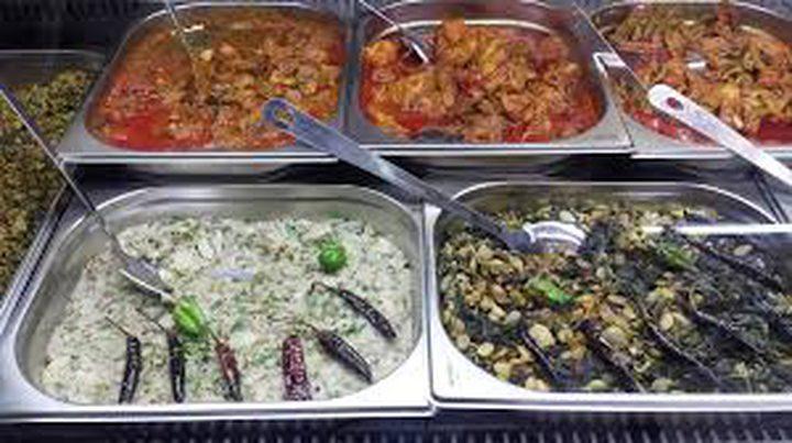 معرض أطعمة عالمي في لندن