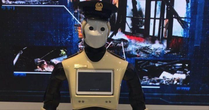 الشرطي الآلي سيجوب شوارع دبي قريبا