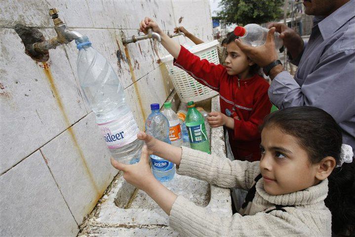 82 لترا في اليوم معدل استهلاك الفرد من المياه
