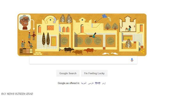 غوغل تحتفي بمهندس الفقراء المصري
