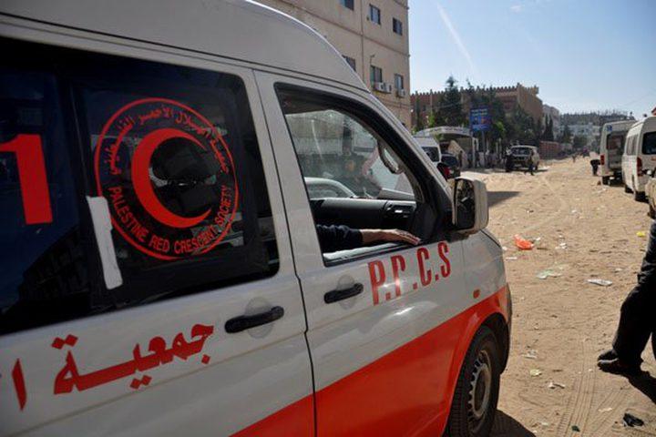 خمس إصابات في حادث سير شرق قلقيلية