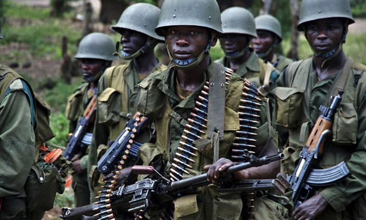 قطع 40 رأس شرطي بكمين في الكونغو الديمقراطية