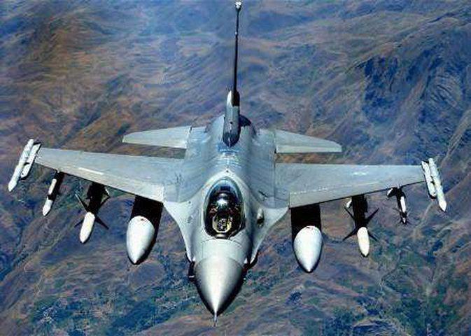 هبوط اضطراري لطائرة عسكرية أميركية