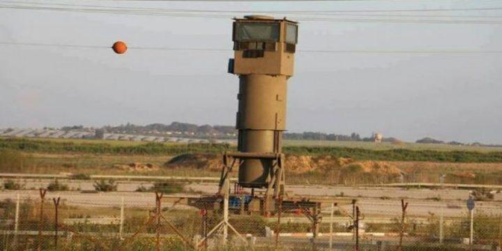 استهداف المناطق الشرقية من غزة