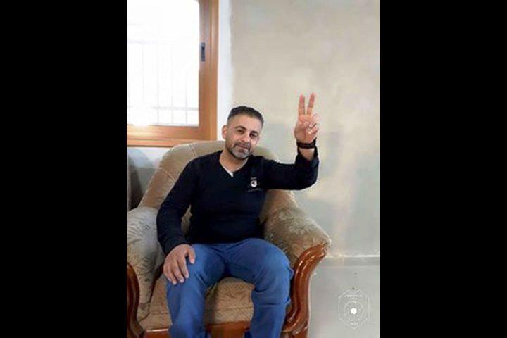 الإفراج عن أسير بعد اعتقاله 15 عاما