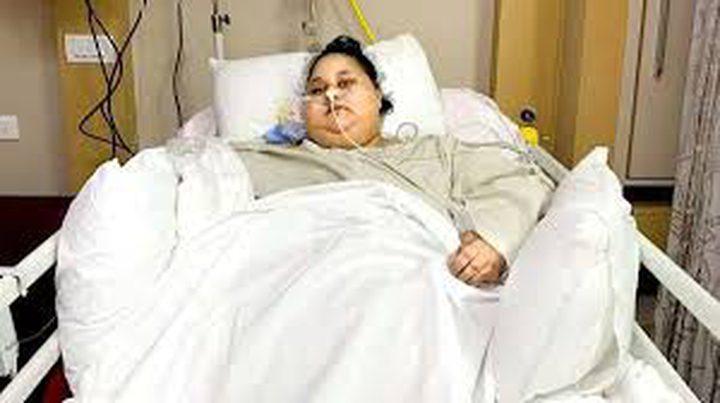 اطباء الهند: خلل جيني نادر يحول دون علاج المصرية ايمان
