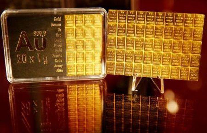 الذهب يحقق أكبر مكاسبه منذ حزيران 2016