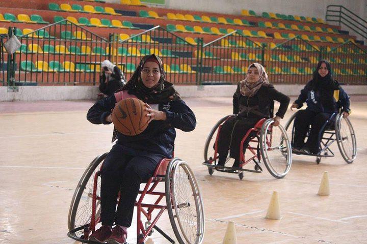فيتات من غزة .. رياضة رغما عن الإعاقة (صور)