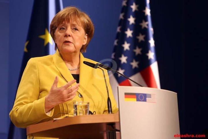 ميركل: المانيا تحترم حق الاتراك بتقرير مصيرهم