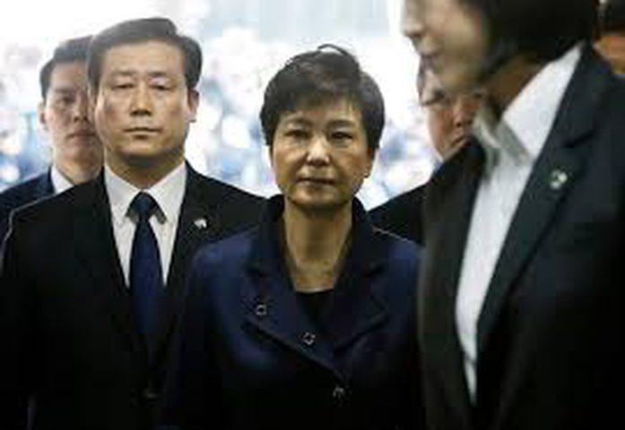 اتهام رئيسة كوريا الجنوبية المقالة بالفساد