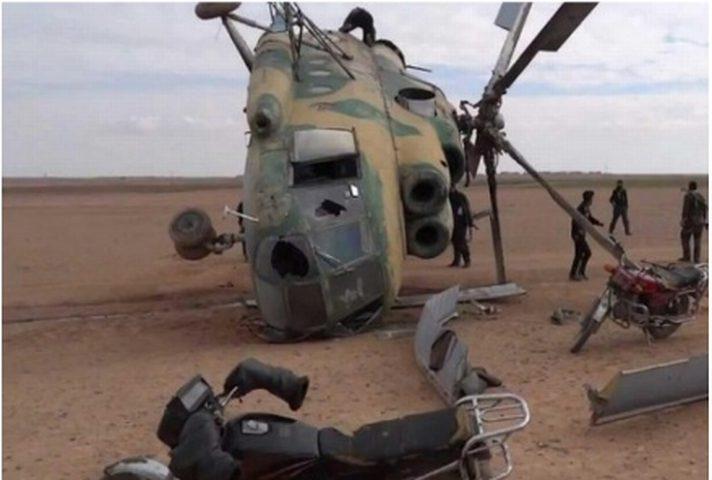 تحطم مروحية عسكرية شرق تركيا