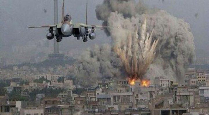 15 قتيلاً في غارات للتحالف الدولي في سوريا