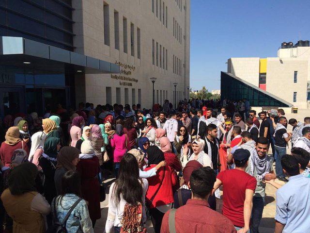"""أجواء انتخابات مجلس اتحاد الطلبة من قلب جامعة النجاح """"صور"""""""
