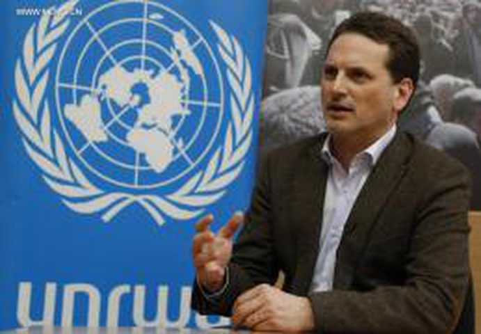 صيدم: الأونروا تعلن الالتزام بالمناهج الفلسطينية