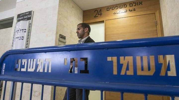ستُ سنوات سجن لشرطي فلسطيني قتل مستوطناً دون تخطيط مسبق