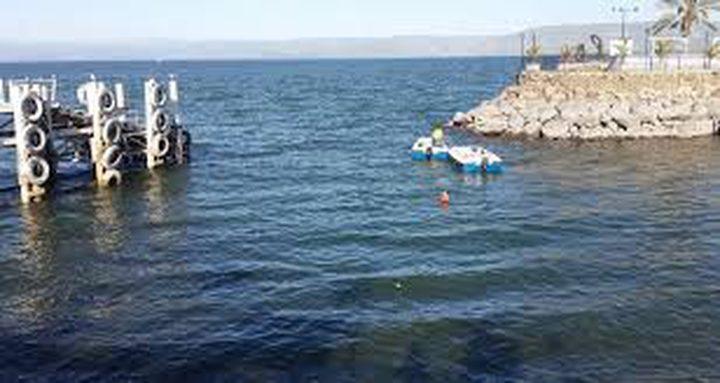 العثور على جثتي اسرائيليين في بحيرة طبريا